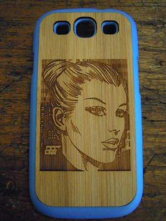 cover samsung s3 legno