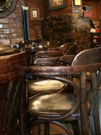 Hurley S Irish Pub Cool Bar Stools In