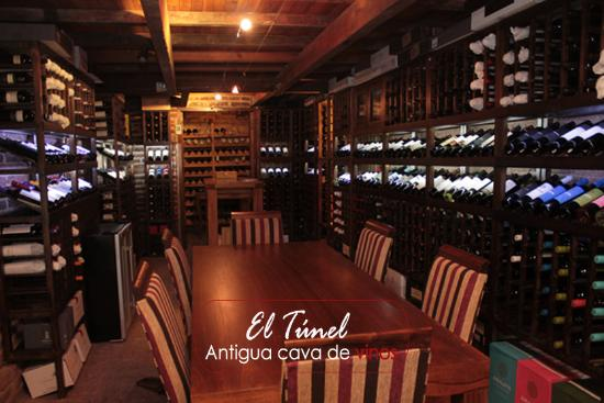 El Tunel Antique Cellar Wines