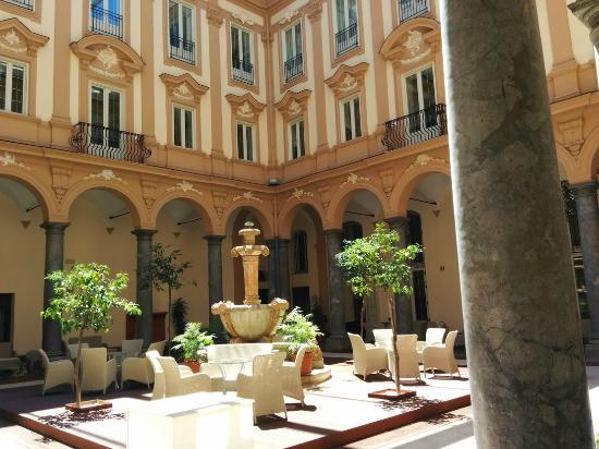 Palermo Grand Hotel Piazza Borsa