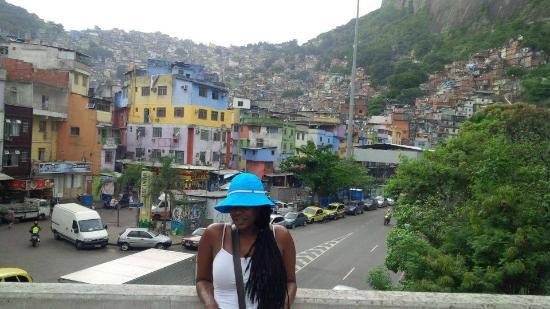 TourGuide Neyla: Favela visit - amazing.