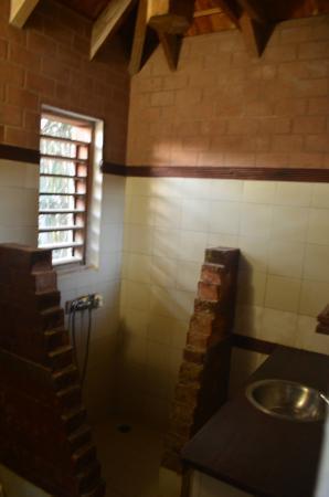Hotel Benjamin: la salle de bain