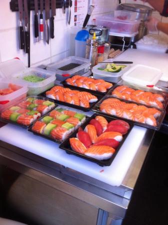 Sushi BY nem