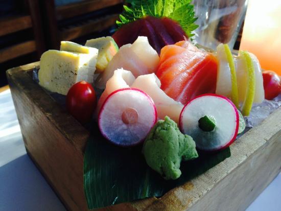 Katsuya - Glendale - SBE : My favorite the Chirashi platter