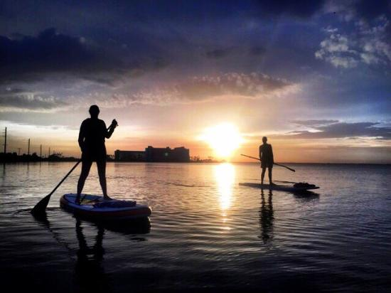 Cocoa Beach Paddleboarding
