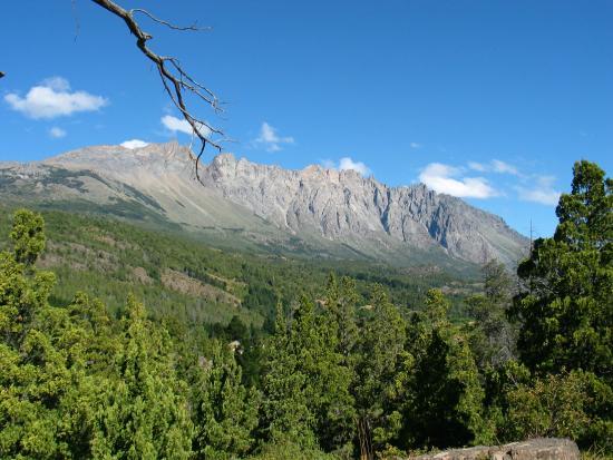 Cabanas Cerro Amigo: Vista desde el Cerro Amigo