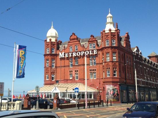 Grand Metropole Hotel Blackpool Reviews