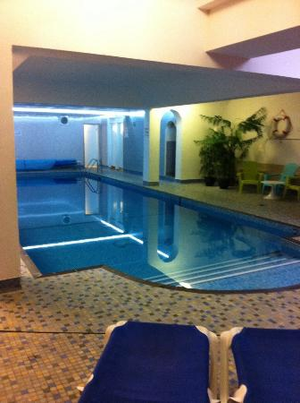 Trebarwith Hotel: Swimming pool