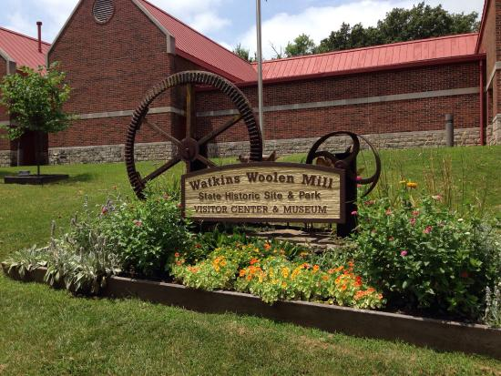 Lawson, MO: Watkins Mill Visit - July 2015