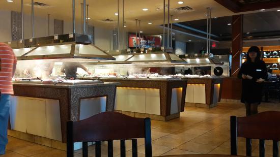 Hong Kong Harbor Grill and Sea Food Buffet