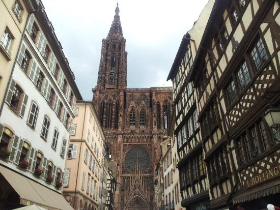 Katedra Notre Dame w Strasbourgu