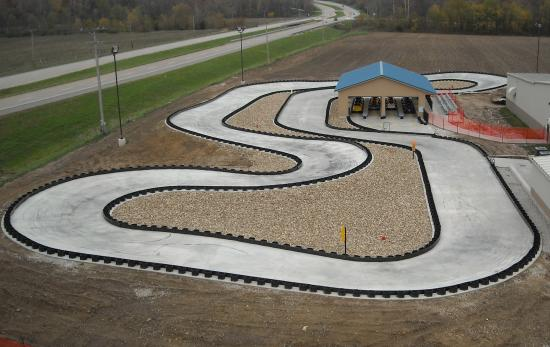 Quincy, IL: Outdoor Go-Karts