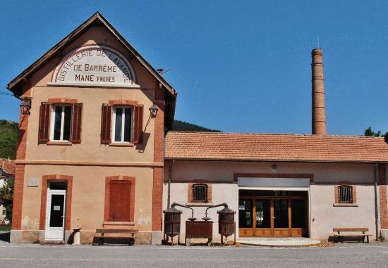 Musee de la distillerie