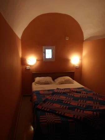 Hotel Touring Club Marhala: Chambre à l'étage, rénovée