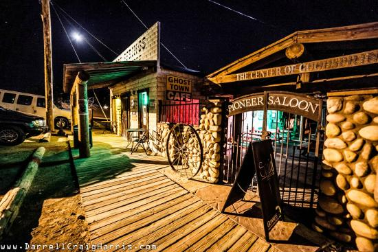 Goodsprings, NV: Pioneer Saloon Front