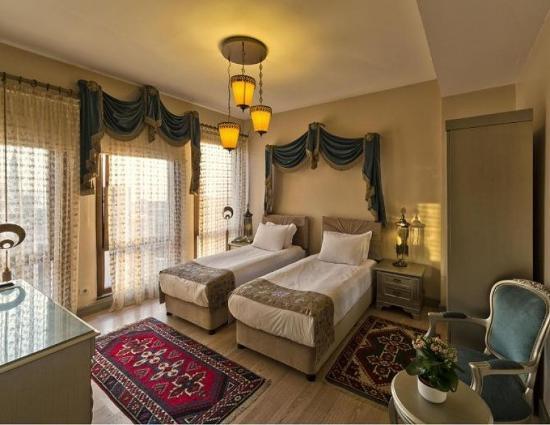 Sokullu Pasa Hotel: Guest room