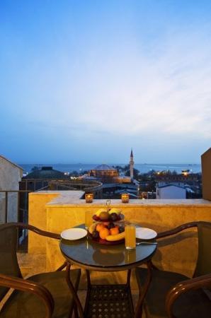 Sokullu Pasa Hotel: Hotel view