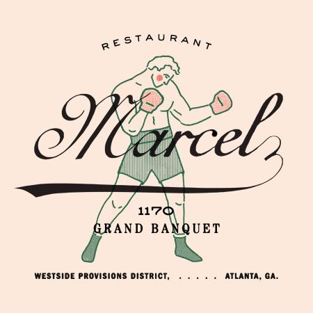 Photo of French Restaurant Marcel at 1170 Howell Mill Rd Nw, Atlanta, GA 30318, United States