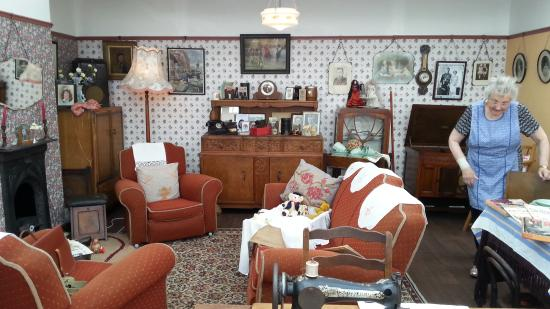 1940's living room. - Picture of Severn Valley Railway ...