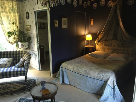 Le Breuil-en-Bessin, Francia: Room
