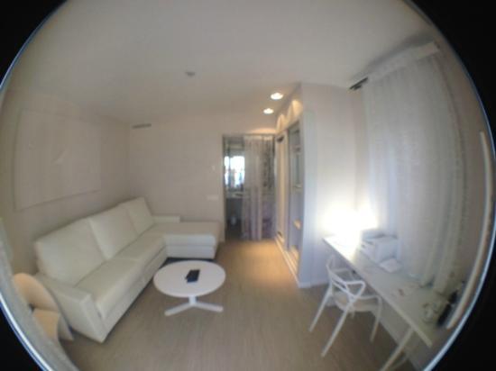 soggiorno - Bild von Blanco Hotel Formentera, Formentera - TripAdvisor