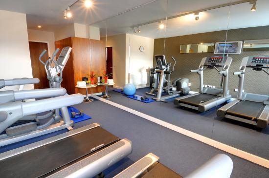 The d Hotel Drogheda: Gym