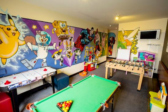 The d Hotel Drogheda: Games Room