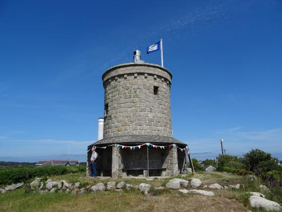 Isles of Scilly Camera Obscura  and Cabinet of Curiosities