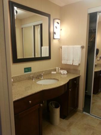 Homewood Suites Atlanta I-85-Lawrenceville-Duluth : Bath