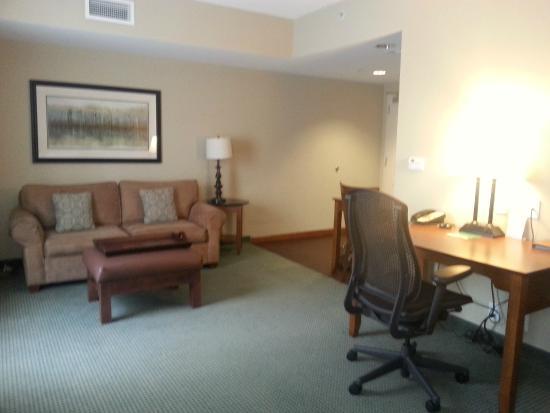 Homewood Suites Atlanta I-85-Lawrenceville-Duluth : Seating Area