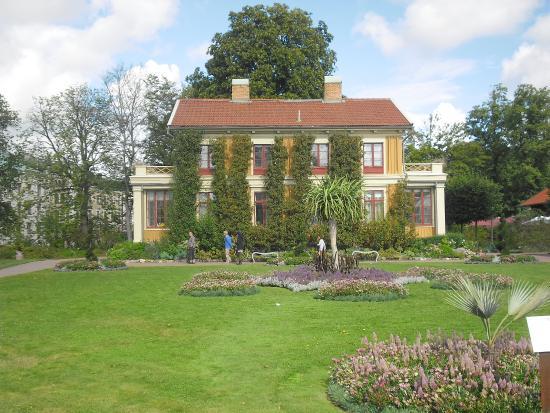 Horticultural Gardens (Tradgardsforeningen): Trädgården