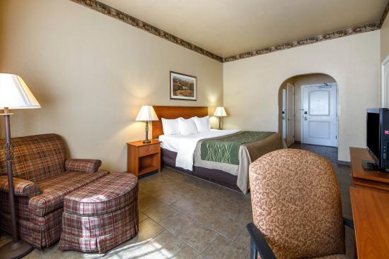 Comfort Inn & Suites Ukiah: CAPETNQ