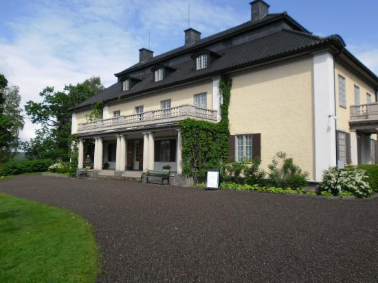 Varmland County, Sweden: Mårbacka