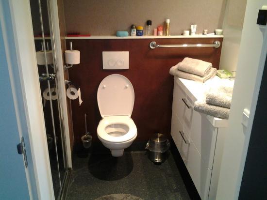 Mooie badkamer foto van aquamarijn stieltjeskanaal tripadvisor - Mooie badkamers ...