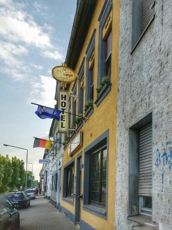 Hotel Feilen Wolff: Buitenkant van het hotel.