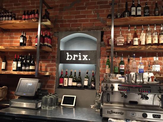 Brix Restaurant Menu Flagstaff