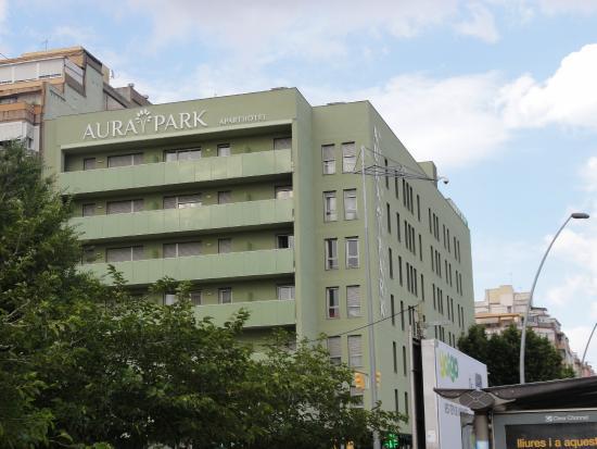 Aparthotel Aura Park: hotel
