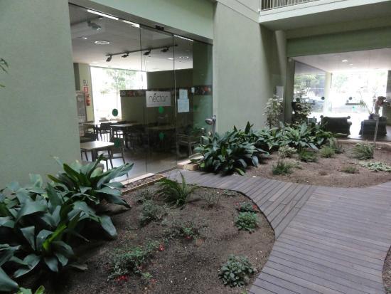 Aparthotel Aura Park: restauracja