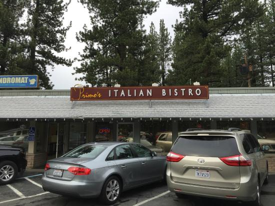 South Tahoe Italian Restaurants