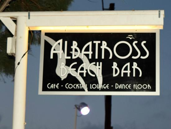 Albatross Beach Bar