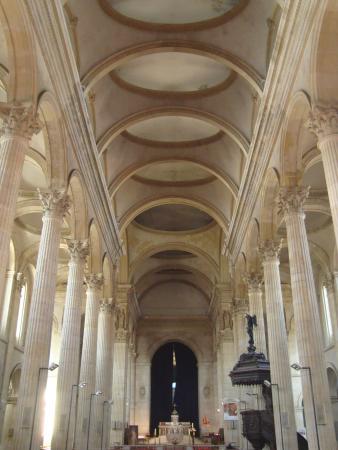 Nôtre Dame de Boulogne : Inside of the Notre Dame de Boulogne