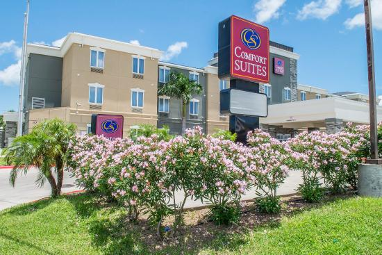 Comfort Suites Near Texas A&M - Corpus Christi : Exterior