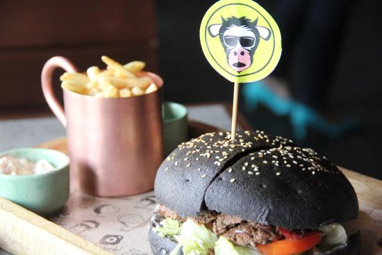 Mobar Burger