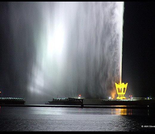 König-Fahd-Brunnen: King's Fountain