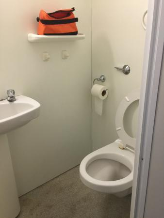 King's College Summer Accommodation: Bathroom