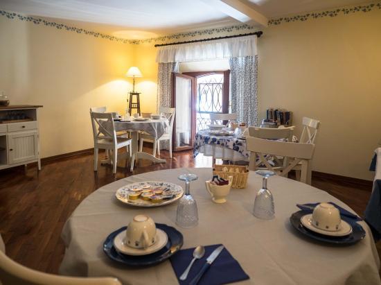 Casa Margherita : la colazione