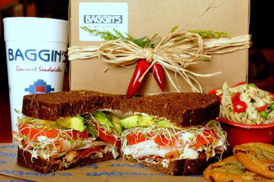 Box Lunch Catering Picture Of Baggins Gourmet Sandwiches Tucson