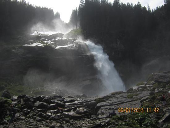 Hotel Krimmlerfalle: Ausflugsziel Krimmler Wasserfälle