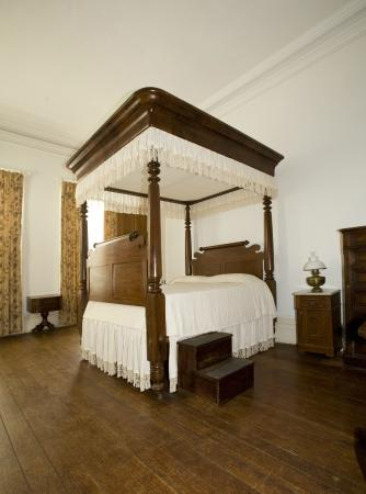 Redcliffe Plantation State: First Floor Bedroom