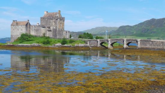 Tingle Creek Hotel: Eilean Donan Castle